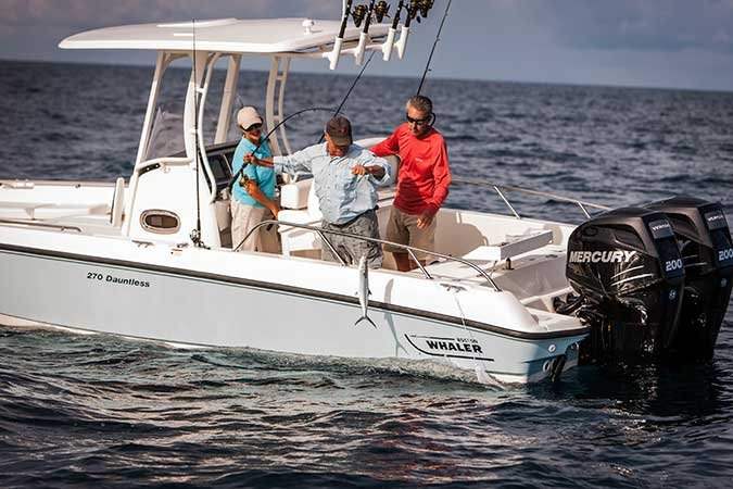 Family Friendly Fishing Boats Boatus Magazine