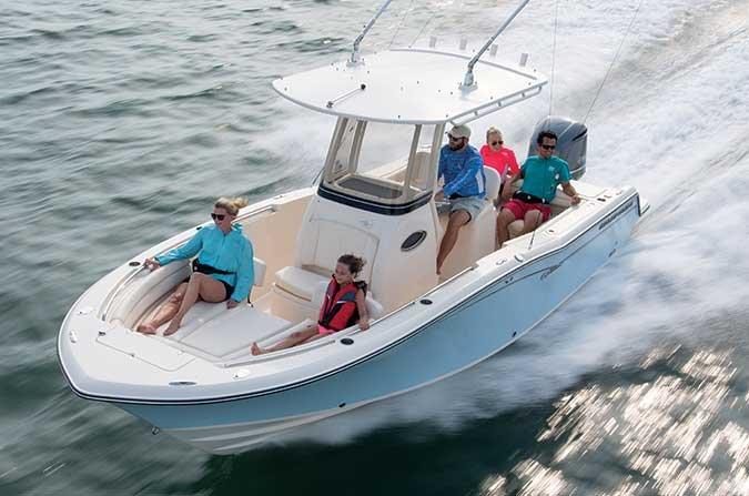 Family-Friendly Fishing Boats - BoatUS Magazine