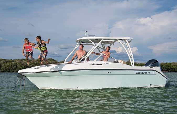 Family Friendly Fishing Boats