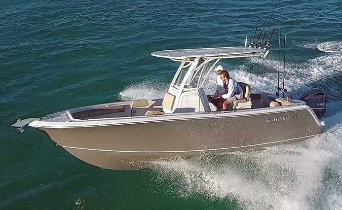 Sailfish 236CC