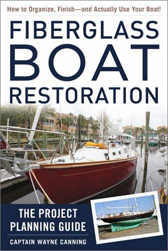 Fiberglass Boat Restoration book cover