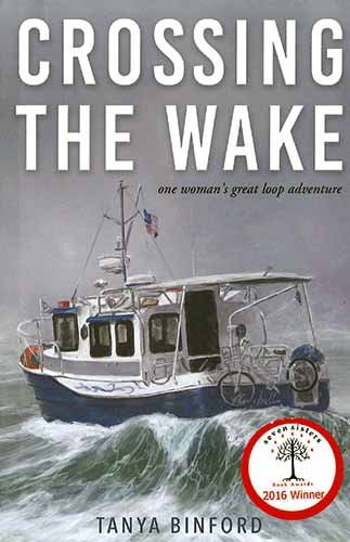 Crossing The Wake book cover