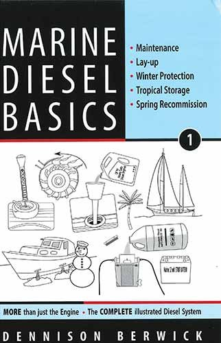 Marine Diesel Basics book cover