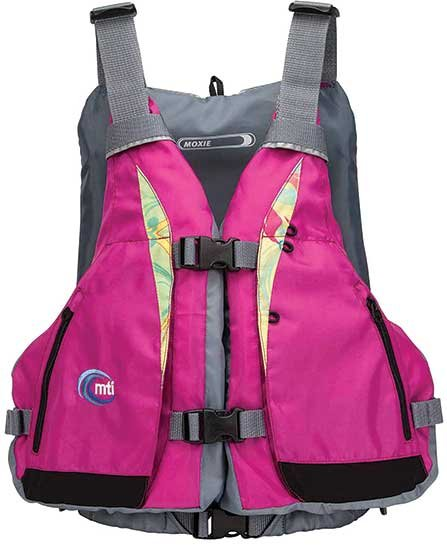 Paddlesport life jacket