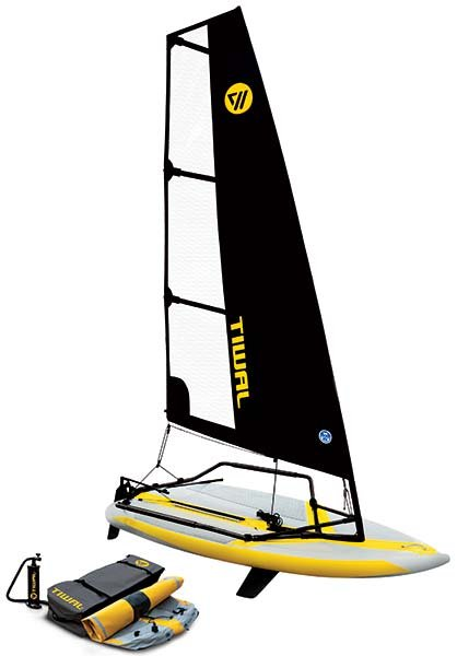 TIWAL sailing dinghy