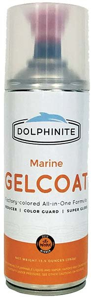 Marine gelcoat can