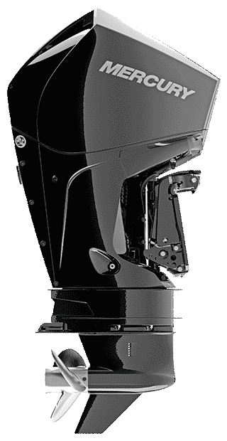 Mercury 200-225hp outboard