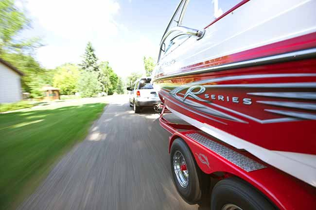 Top 5 Causes For On-The-Road Boat Trailer Breakdowns