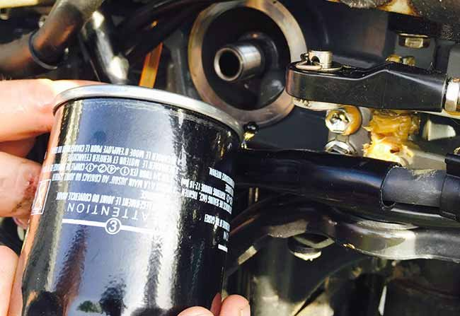 How To Change The Oil In A 4-Stroke Outboard Boat Engine