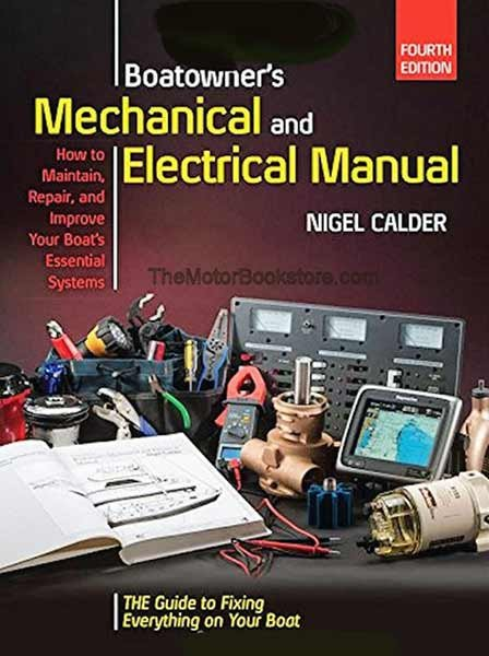 Boatowner's Mechanical and Electrical Manual book cover