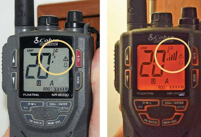 Are Your LED Lights Causing VHF Radio Interference - BoatUS Magazine