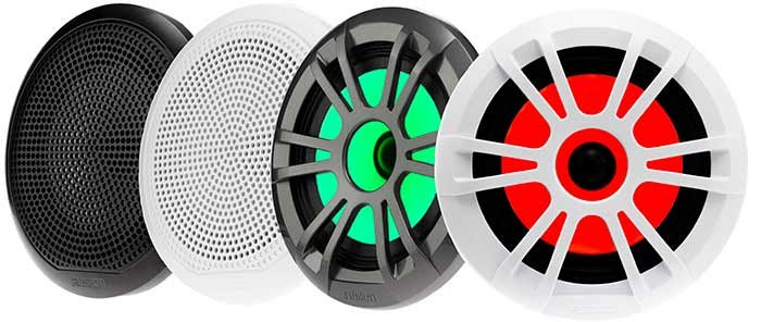 Fusion EL series speakers