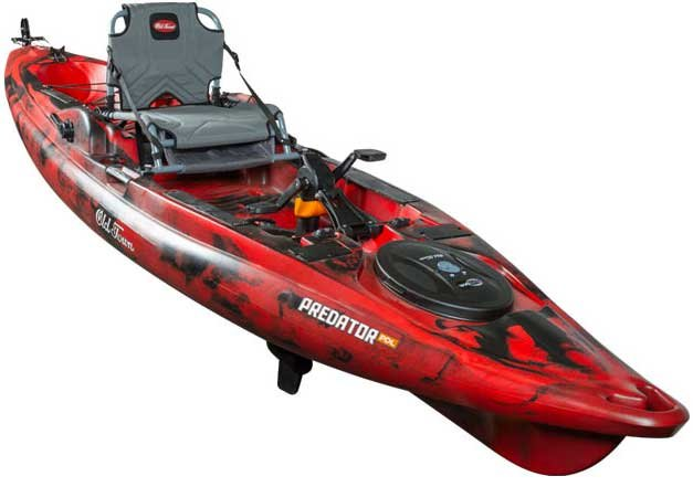 Predator PDL kayak from Old Town