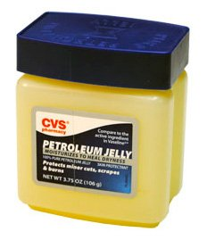 Photo of petroleum jelly