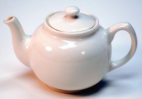 Photo of a teapot