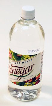 Photo of white vinegar