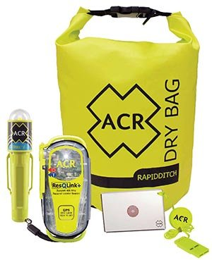 ACR Personal Locator Beacon Survival Kit