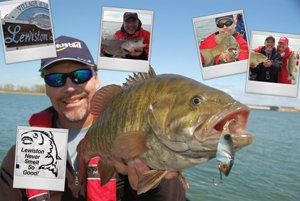 Photos of Pete Robbins' fishing trip in Buffalo
