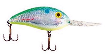 Photo of a Bomber Fat Free Shad BD7 fishing lure