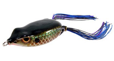 Photo of a Spro Bronzeye Frog, Killer Gill fishing lure