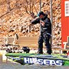 Thumbnail photo of Cliff Pace fishing the 2013 Bassmaster Classic