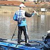Thumbnail photo of Randy Howell fishing on Spring Creek