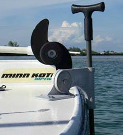 Stay Put: Shallow Water Anchor Systems - Trailering - BoatUS
