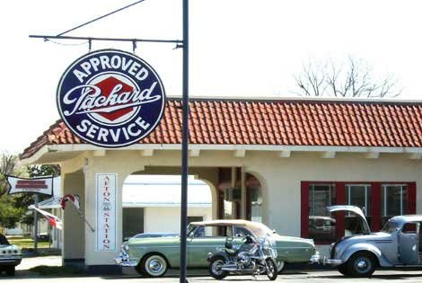 Photo of Afton Gas Station on Route 66