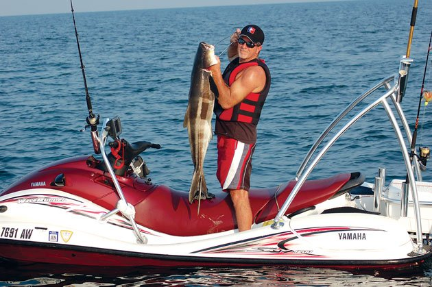 jet ski fishing hook up and go trailering boatus magazine