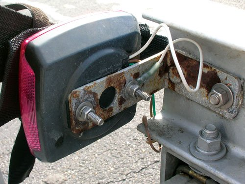 trailer lights grounded the trouble with trailer lights trailering boatus magazine