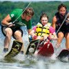Thumbnail photo of waterskiing with Extreme Recess