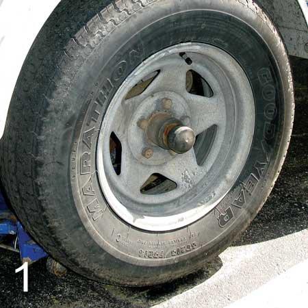 Repacking Trailer Tire Bearings - Trailering - BoatUS Magazine
