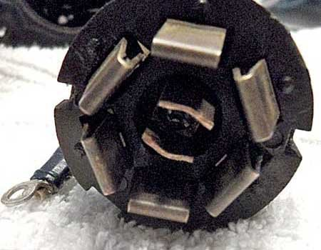 Photo of a trailer-light plug