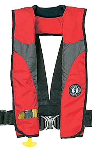 Photo of Mustang survival PFD