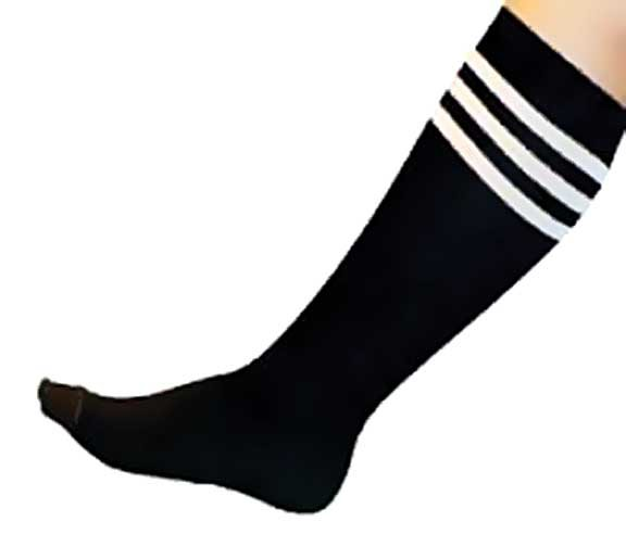 Photo of a black sock