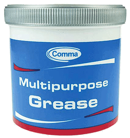 Photo of multipurpose grease