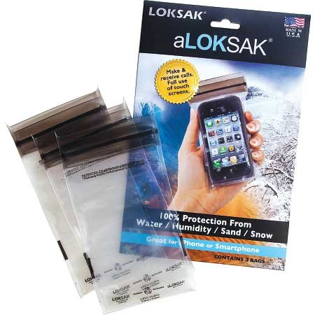 Photo of aLOCSAK waterproof bags