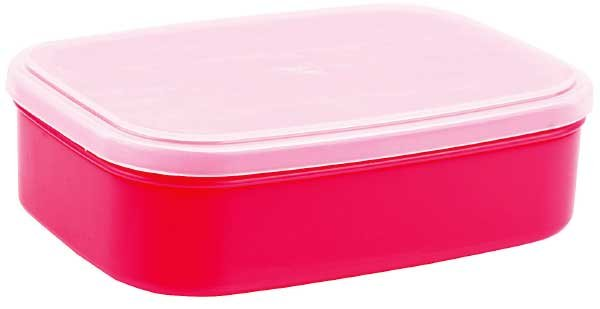 Photo of a tupperware container