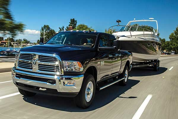 2016 Dodge Ram heavy-duty pickup