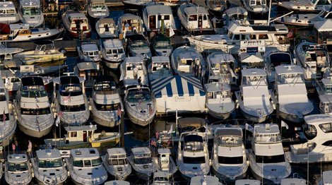 Photo of used boats for sale