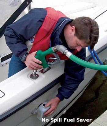 The Proper Way To Fill A Fuel Tank - Trailering - BoatUS Magazine