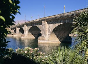Photo of London Bridge on Lake Havasu