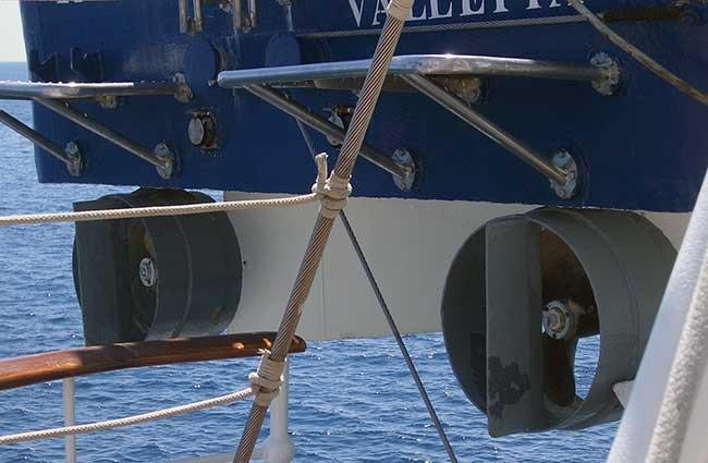 USCG's Search For Prop Guard Test Protocol - Seaworthy Magazine - BoatUS
