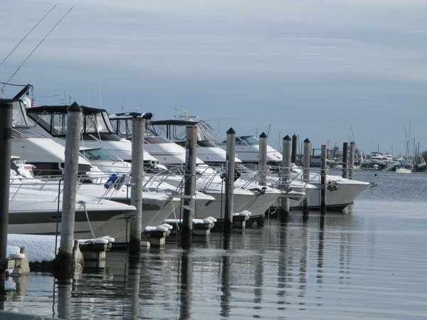 Photo of floating dock at Staten Island Yacht Sales, Staten Island, NY