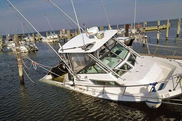 Keeping Your Boat Afloat Seaworthy Magazine Boatus