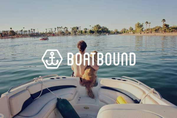 Photo of Boatbound picture with logo
