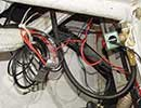 Photo of boat wiring