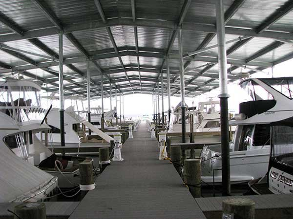 What S New In Covered Marinas Seaworthy Magazine Boatus