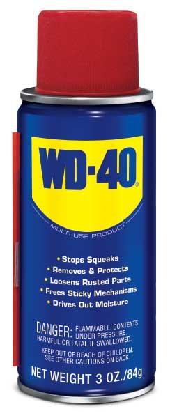 WD-40 3oz can