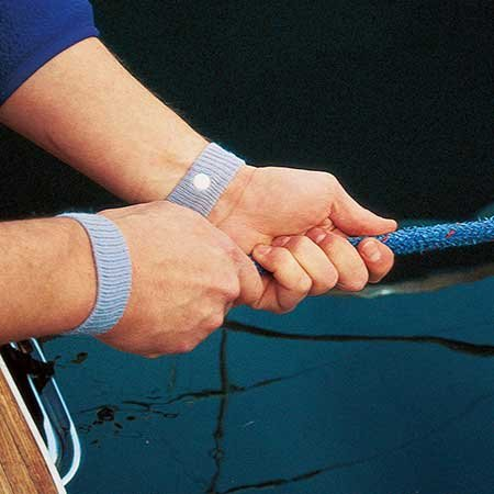 Photo of seasickness relief wristsbands